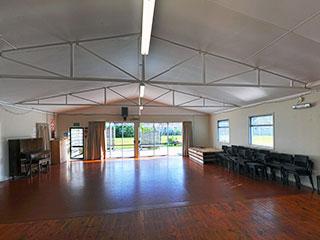 Point Wells Hall Interior