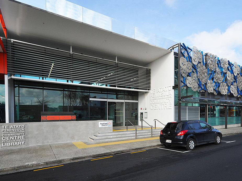 Te Atatu Peninsula Community Centre Exterior 2