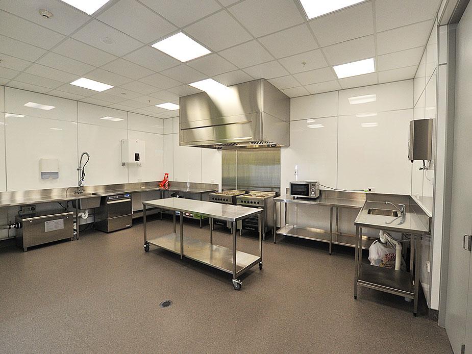 Te Atatu Peninsula Community Centre Kitchen