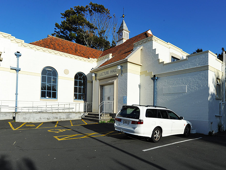 Grey Lynn Library Hall Exterior 2
