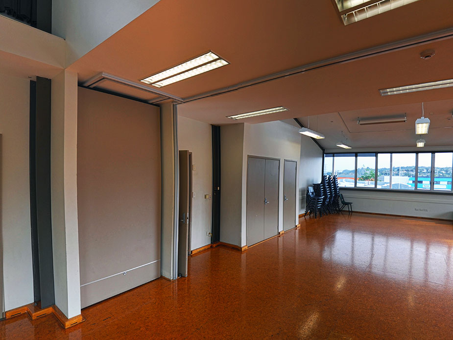 Onehunga Community Centre Yates Room Interior