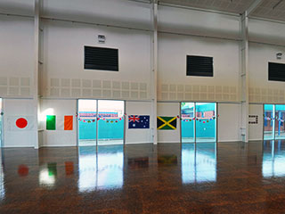 Te Atatu Peninsula Community Centre Heron Hall Interior