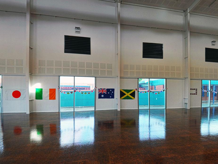 Te Atatu Peninsula Community Centre Heron Hall Interior
