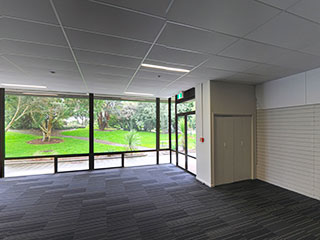 Fickling Convention Centre Lynfield Room Interior