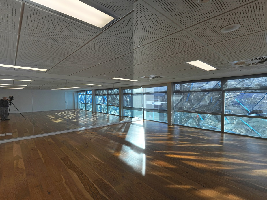 Te Atatu Peninsula Community Centre - Mātātā - Fern Bird Room Interior