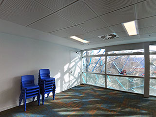 Te Atatu Peninsula Community Centre Kotare-King Fisher Room Interior