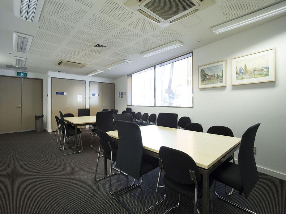 Auckland Library Meeting Room