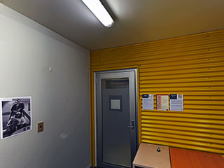 Wesley Community Centre Warou Room Interior