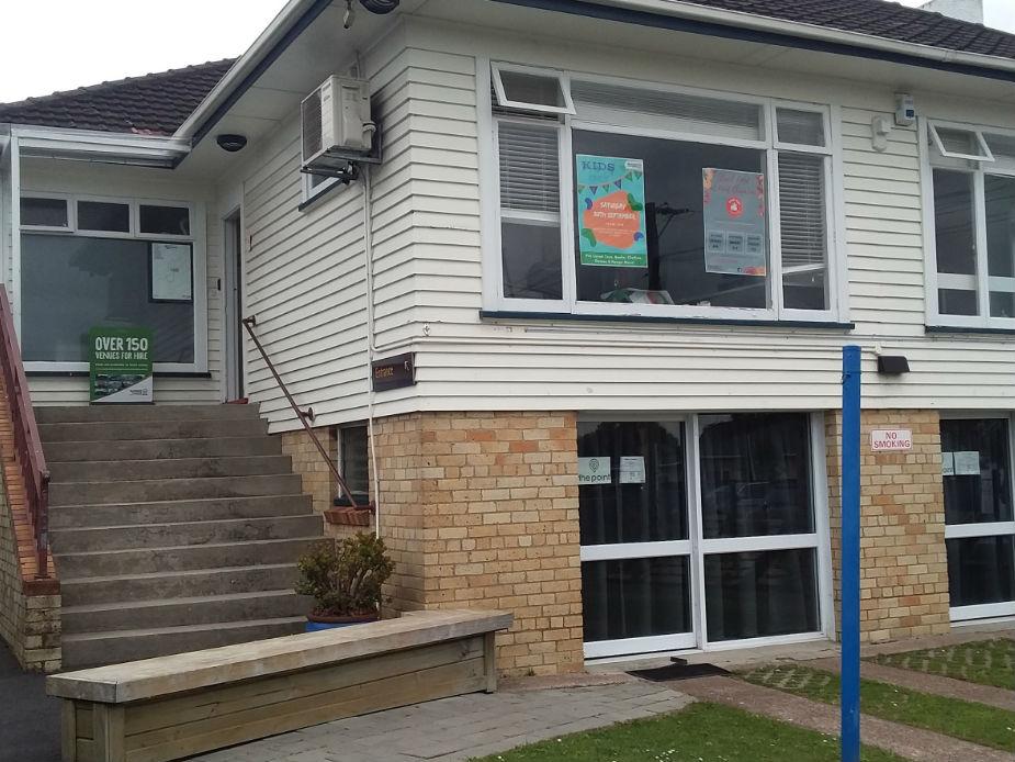 Point Chevalier Community Centre exterior