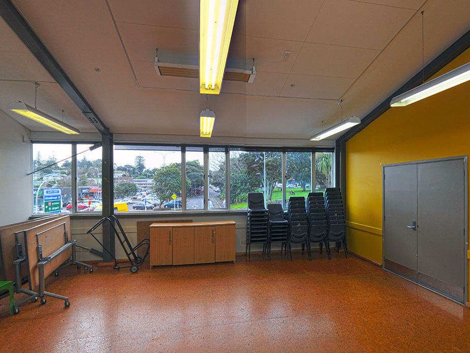 Onehunga Community Centre Mount Joy Room Interior