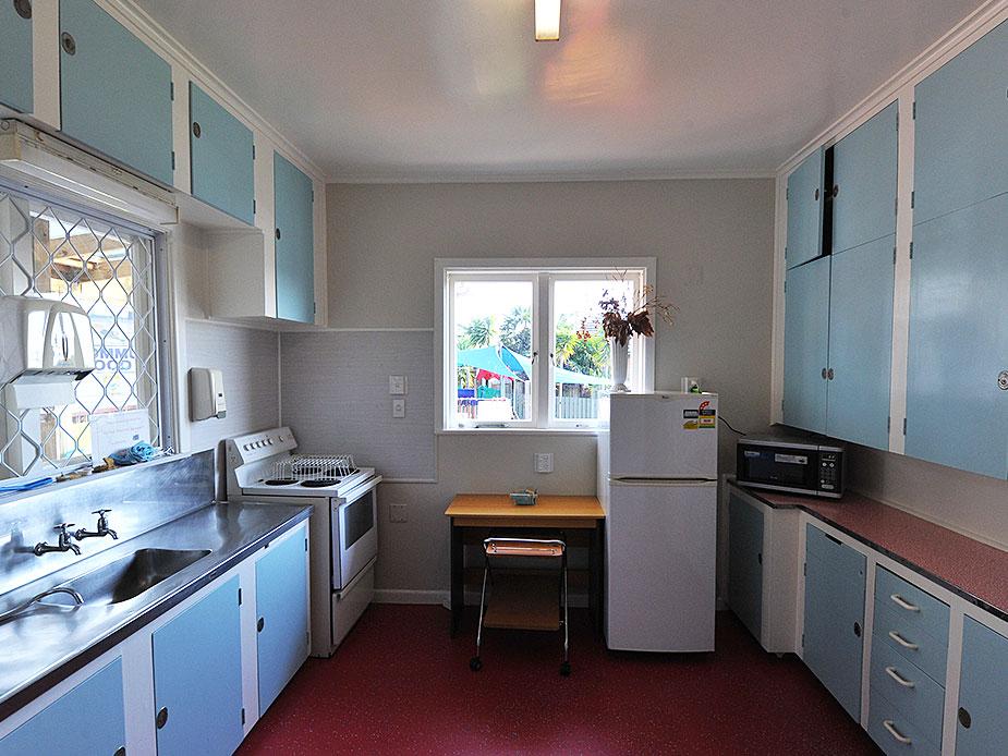 Point Chevalier Community Centre kitchen