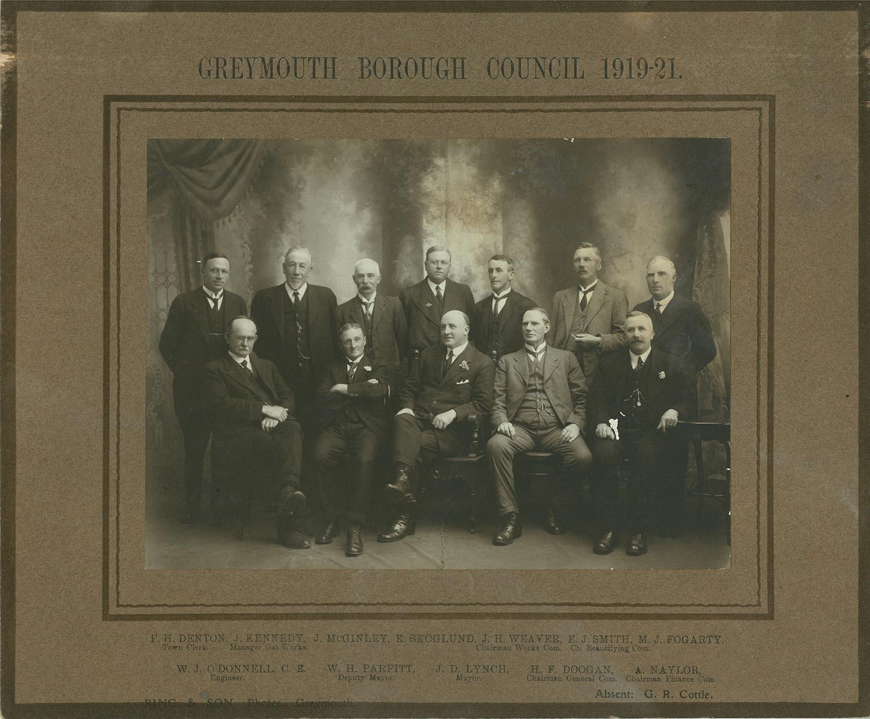 Council 1921