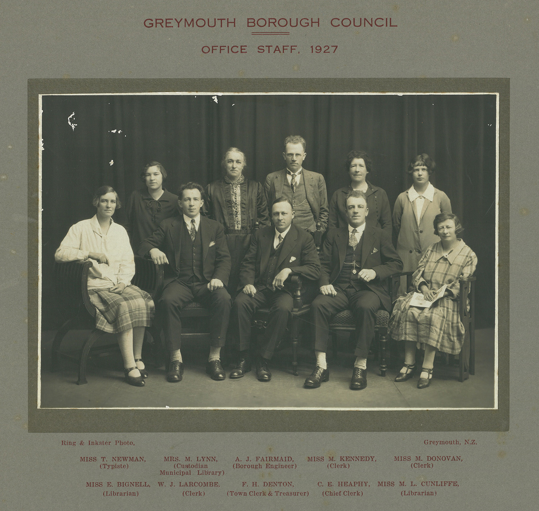 Council 1927