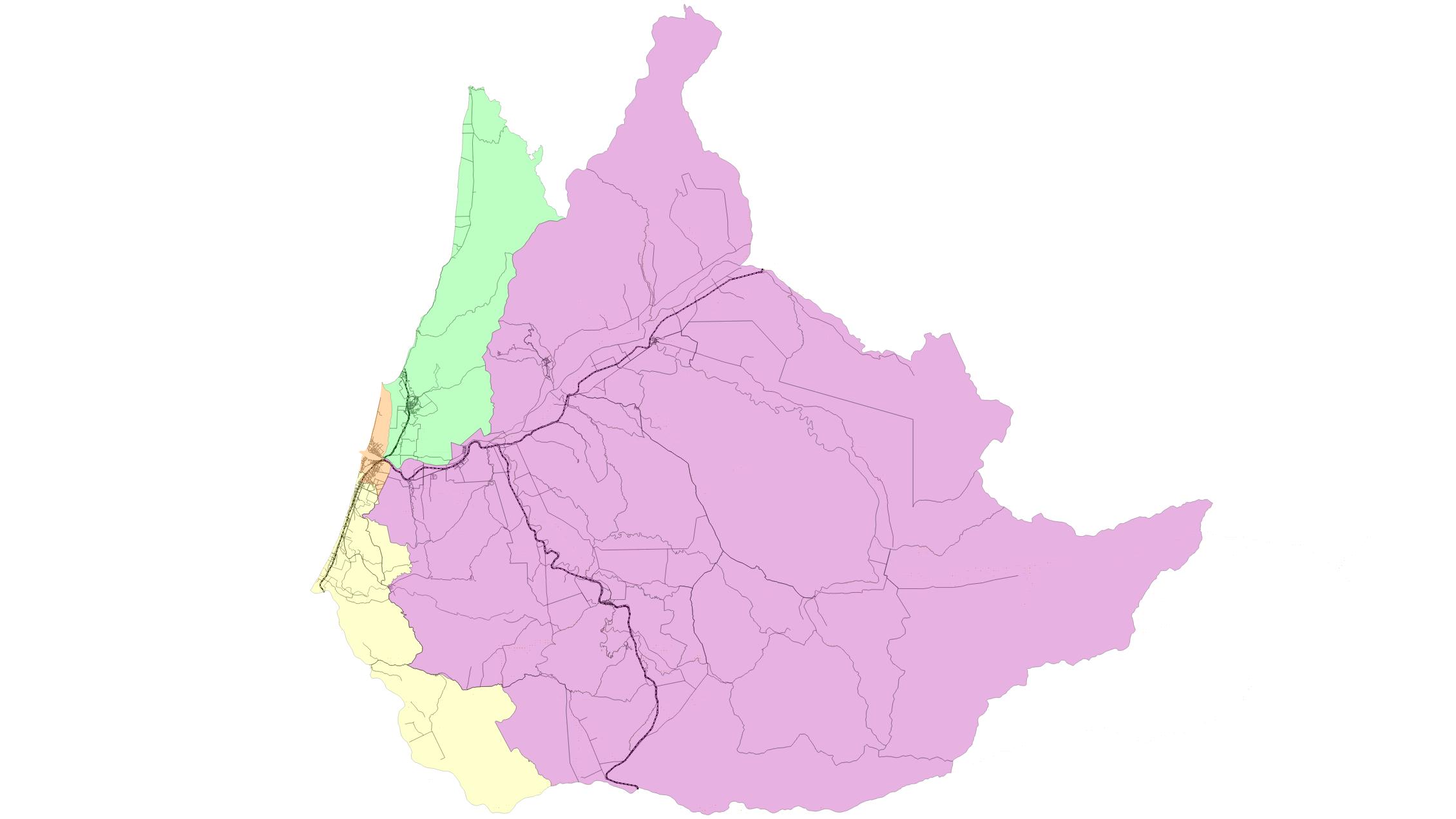 Proposed Ward Boundaries
