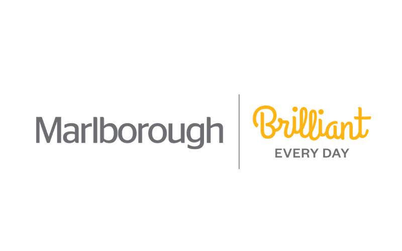 Destination Marlborough logo.