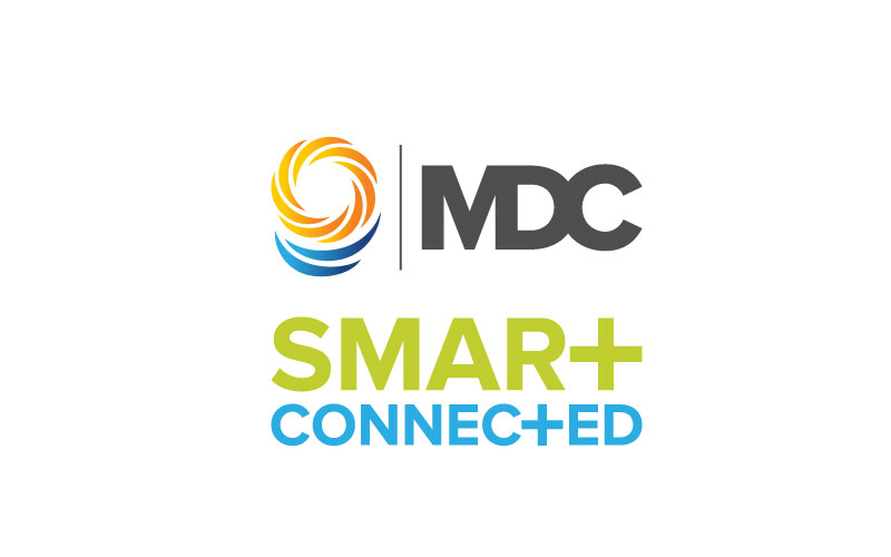 Marlborough Smart and Connected logo.