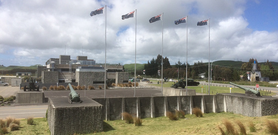 The installation of an i-SITE in the iconic National Army Museum in Waiouru is an important part of Council's strategic support for Ruapehu tourism and visitor services that together with Visit Ruapehu forms a central plank to Council's economic development strategy.